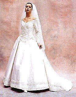 The wedding dress at saks fifth avenue for Saks wedding dresses